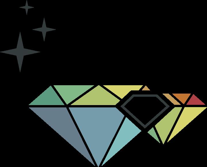 Briljant School Identiteit Logo